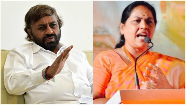 KPCC Working President Eshwar Khandre should not give wrong statement: Shobha Karandlaje
