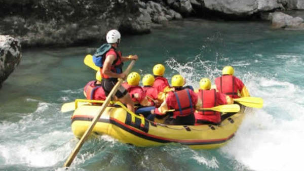 River rafting activity all set to resume at Dubare