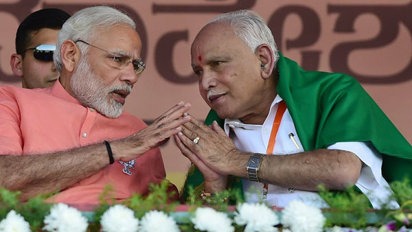 Karnataka politics reports will send to Modi and Amit Shah: BSY