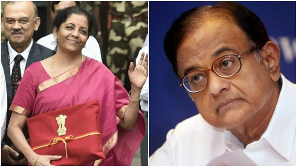 P Chidambaram Smashes Out 5000 Dolor Trillion Economy Goal