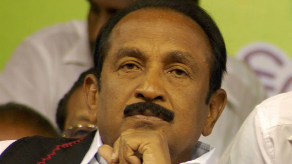 Politician Vaiko sentenced for 1 year in sedition case by Chennai court