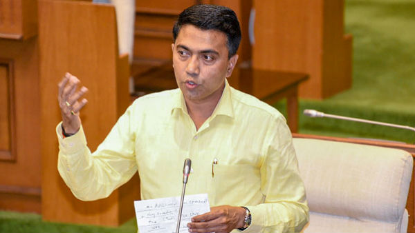Goa CM seeks resignation of 4 of his ministers