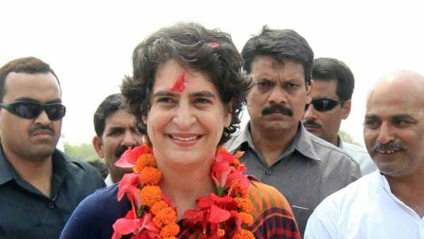 Amarinder Singh Supports Priyanka Gandhi For Congress President Post