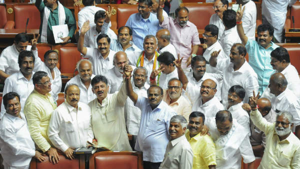 Humor Social Media Gives Solution To Karnataka Political Crisis