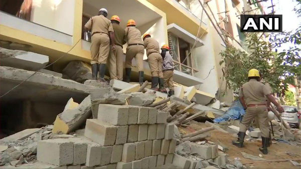 5 people died in Pulakeshinagar building collapse