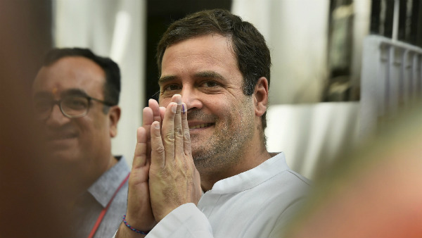 Rahul Gandhi first visit to Amethi after Lok sabha poll 2019 defeat