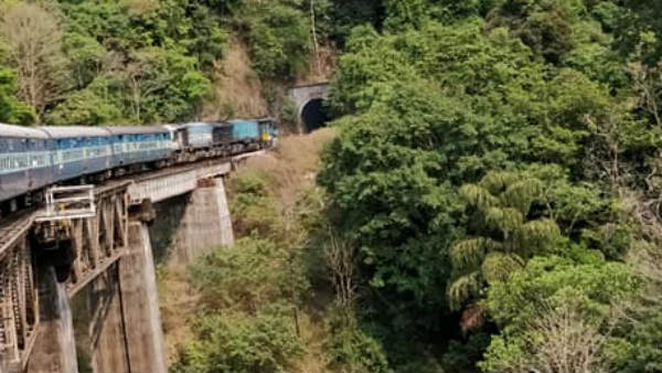 Bengaluru-Mangaluru train services cancelled due to landslide