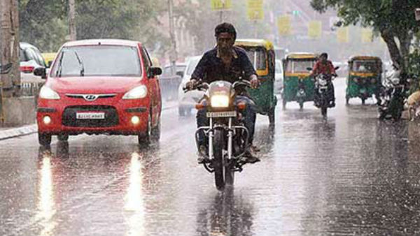 last 24 hours heavy rain occurs in Chitradurga