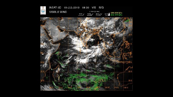 IMD issued Heavy rainfall red alert for Bengaluru
