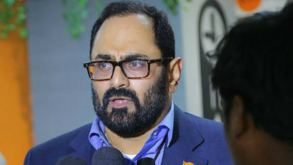 MP Rajeev Chandrasekhar terms Speaker Ramesh Kumars order patently illegal