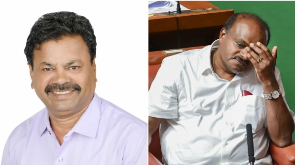 MP Renukacharya hits back at CM HD Kumaraswamy, says will reply during session