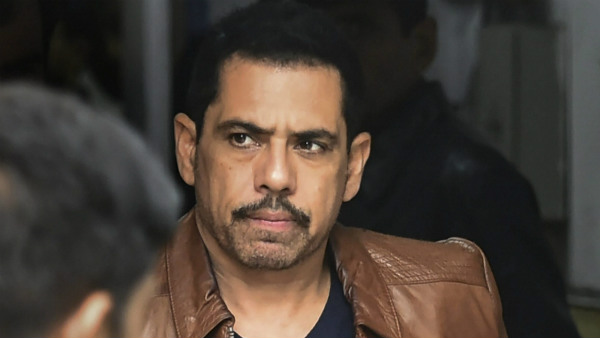 Robert Vadra posts video of cow that can predict future