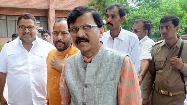 Shiv Sena Rajya Sabha MP Sanjay Raut consider chicken and eggs as vegetarian