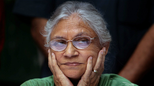 condolences in twitter delhi ex chief minister Sheila Dixit death