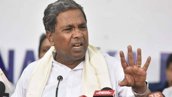 We will not let your dreams come true: Siddaramaiah to bJP