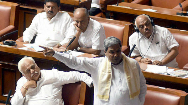 We would not allow them into congress party: Siddaramaiah to dissident MLAs