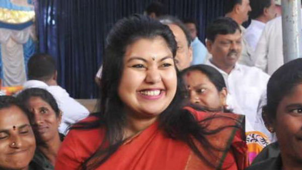 I will not resign for MLA post says Sowmya Reddy