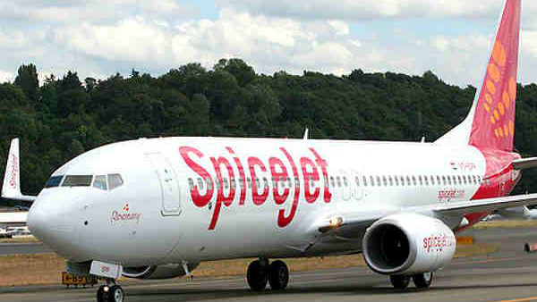 After find Some Technical snag SpiceJet turns back