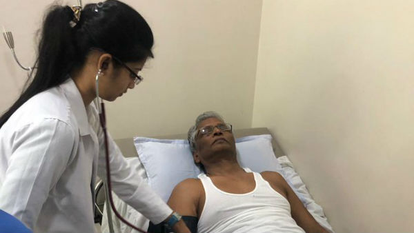 Missing Kagwad Congress MLA Shrimant Patil admitted to Mumbai hospital