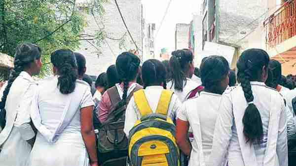 Haryana School Girls Facing Harassement Daily