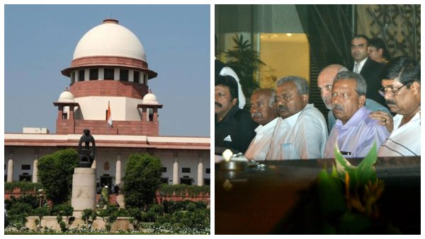 ಅತೃಪ್ತ ಶಾಸಕರು vs ಸ್ಪೀಕರ್: ಸುಪ್ರೀಂ ತೀರ್ಪಿನ ಒಟ್ಟು ಸಾರ
