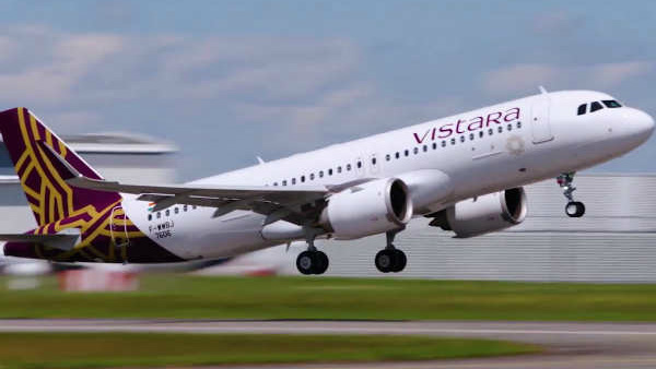 Vistara Flight emergency landing in Lucknow