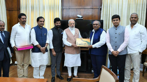 Mysuru University Vice Chancellor invited modi to vv centenary