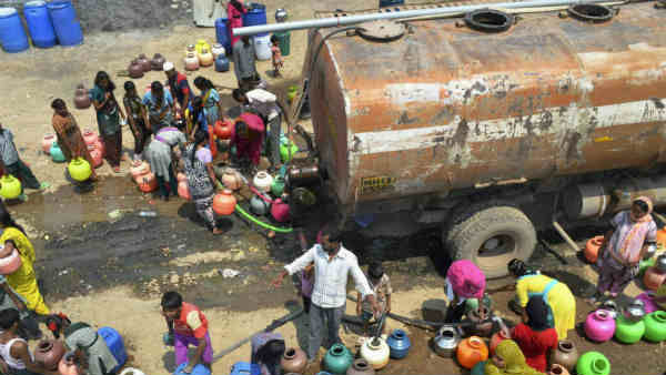 BBMP irresponsibility is the main reason of Water crisis in Bengaluru
