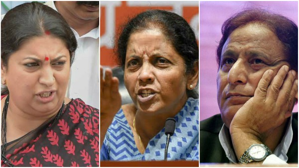 Women MPs in Lok Sabha stand unitedly against Azam Khan