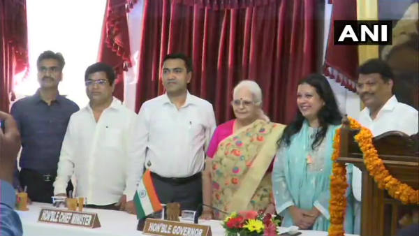 Goa Cabinet rishuffle Gets Four New Ministers