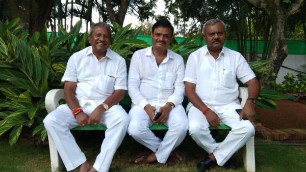 we do not follow Ramalinga Reddy, we would not take back resignation: Dissident MLAs