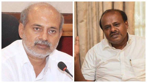 CM Kumaraswamy clarification about SR Mahesh and BJP leaders meeting