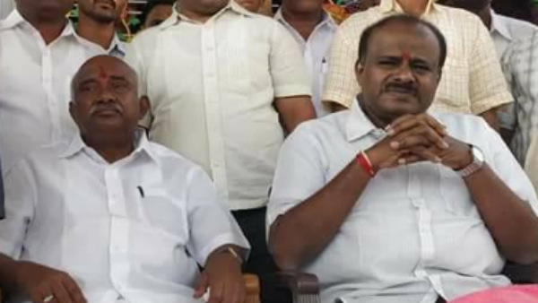 Phone Taping H Vishwanath Upset With HD Kumaraswamy