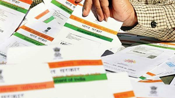 EC Writes Letter To Law Ministry On Linking Voter ID with Aadhaar