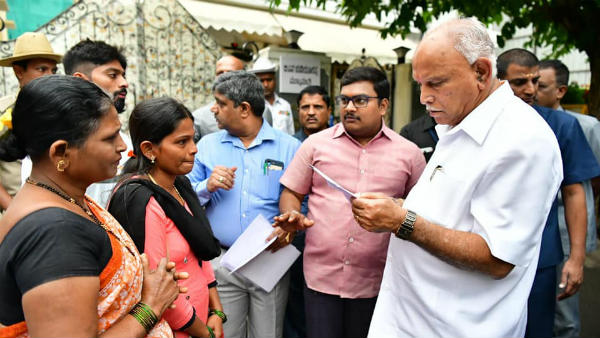 Requested For 3 Thousand Crore Emergency Fund Says Yediyurappa