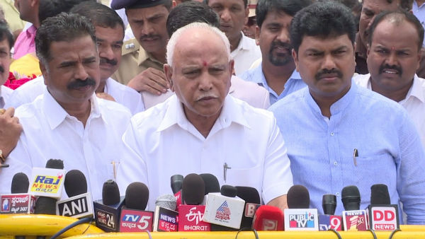 KS Eshwarappa Appointed As District In Charge Minister Of Shivamogga