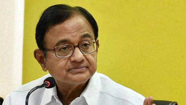 Chidambaram Is The First Former Home Minister Who Is Arrested By CBI