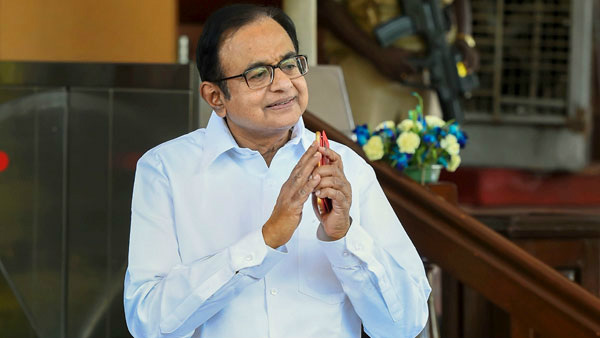 P Chidambaram Brief Profile