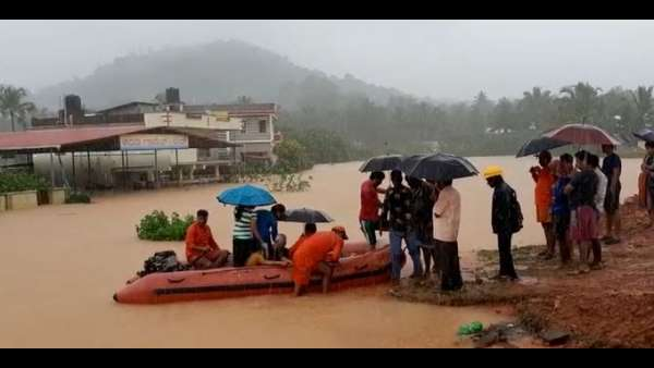 Flood Situation In Bantwal