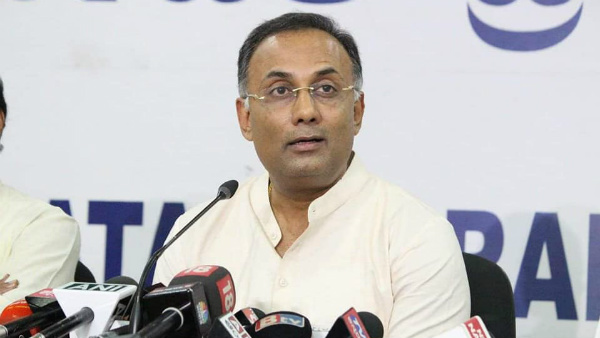 Union Govt tapping Our Phone Alleges Dinesh Gundu Rao