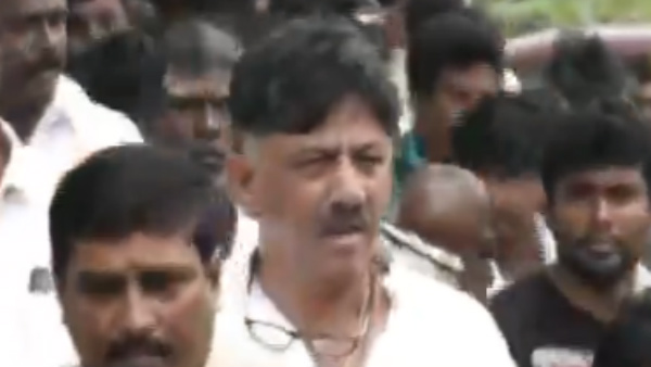 DK Shivkumar Spoke About Coalition Government Collapse