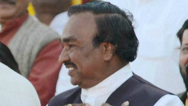 Minister KS Eshwarappa Warning To BJP MLA Basanagouda Patil Yatnal Over His Remark On Nalin Kateel