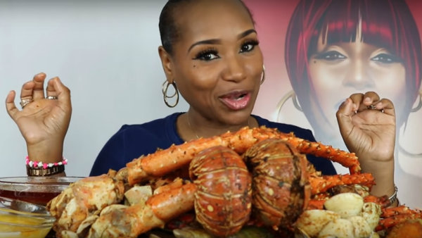 Bethany Gaskin Makes $1 Million Mukbang Youtube Videos