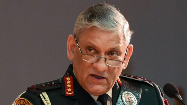 Pakistan Additional Troops Deployment; Need Not To Worry: Rawat