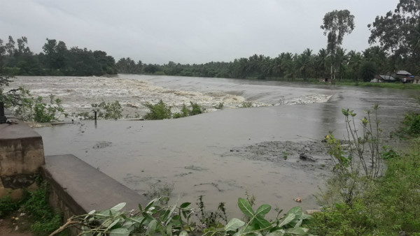People Are In Fear About Lakshmana Teertha River
