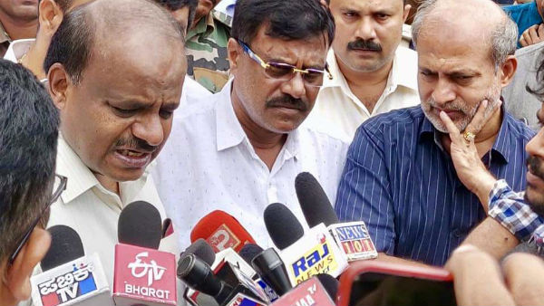 Karnataka Government Financial Situation Stable: Former CM HD Kumraswamy Statement