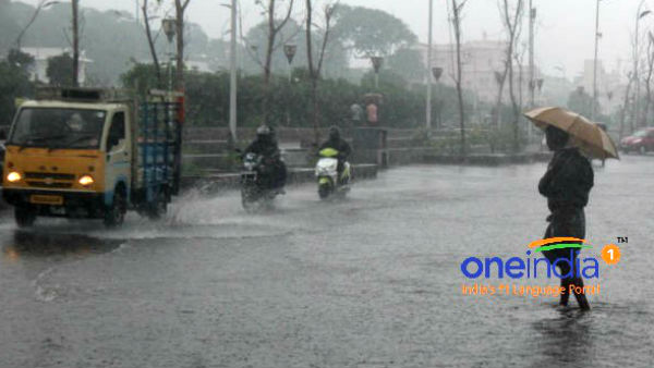 Heavy Rain In Karnataka For Next 48 hours