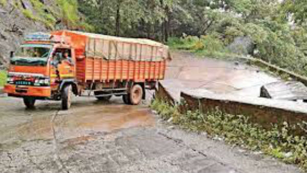 Heavy Vehicles Not Allowed In Agumbe Ghat