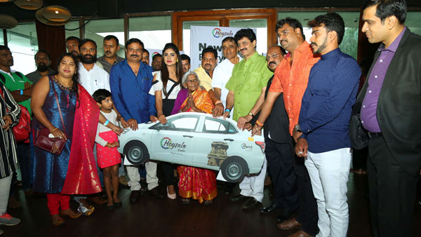 Karnatakas first local flavour cab aggregator Hoysala Cab Services launched