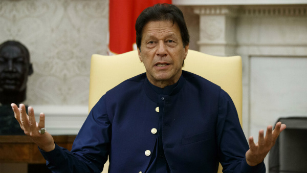 Pakistan PM Imran Khan Compares RSS With Nazi Ideology